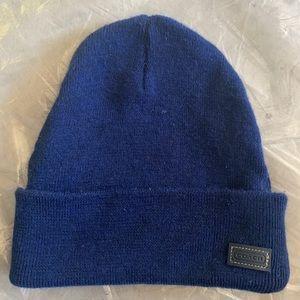 Blue Coach Beanie/Hat